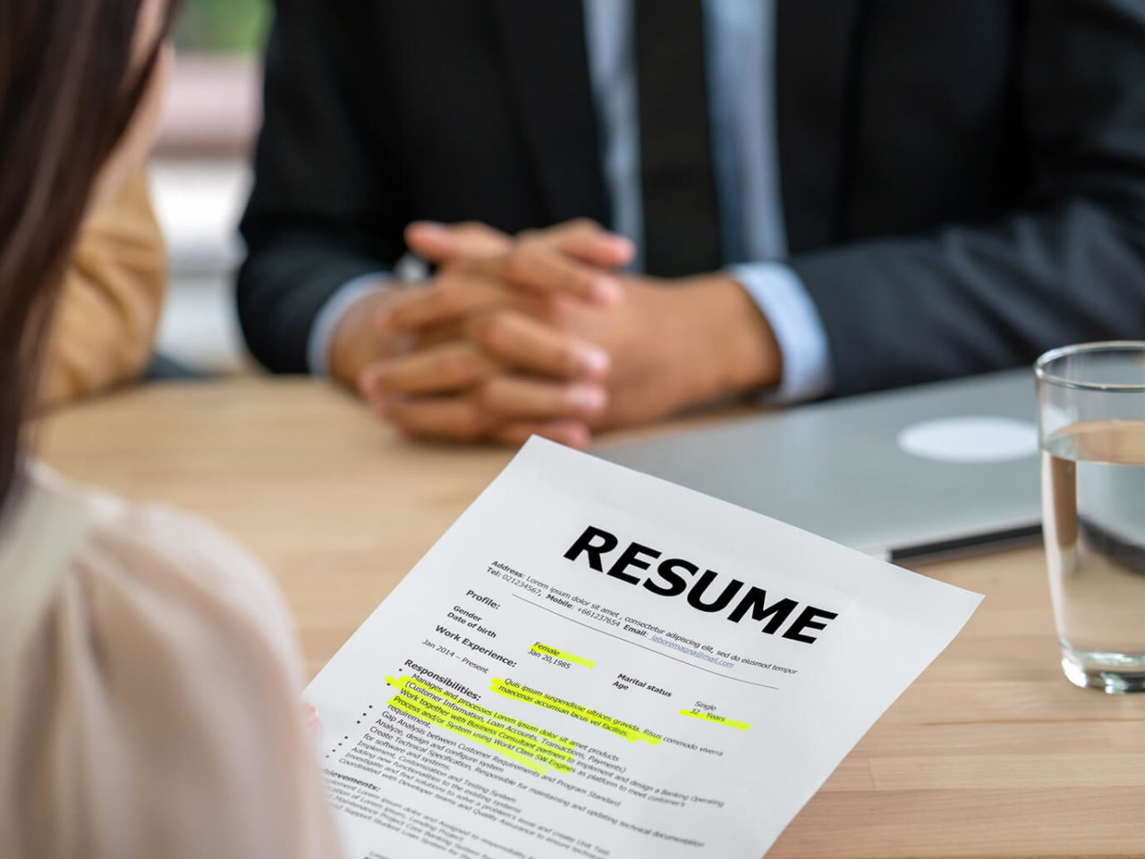 5 Best ways to Structure a CV that will get you Noticed